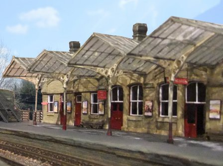 Bakewell Station building small